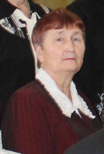Плотникова Г. С.